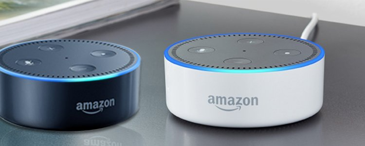 Alexa is Flashing Yellow, Red, Green, Purple, Blue or Orange