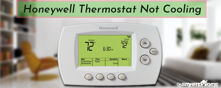 Honeywell Thermostat Not Cooling