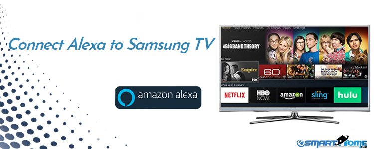 How to Connect Alexa to Samsung TV