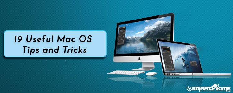 Mac OS Tips and Tricks