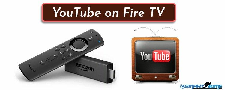 YouTube on Amazon Fire TV